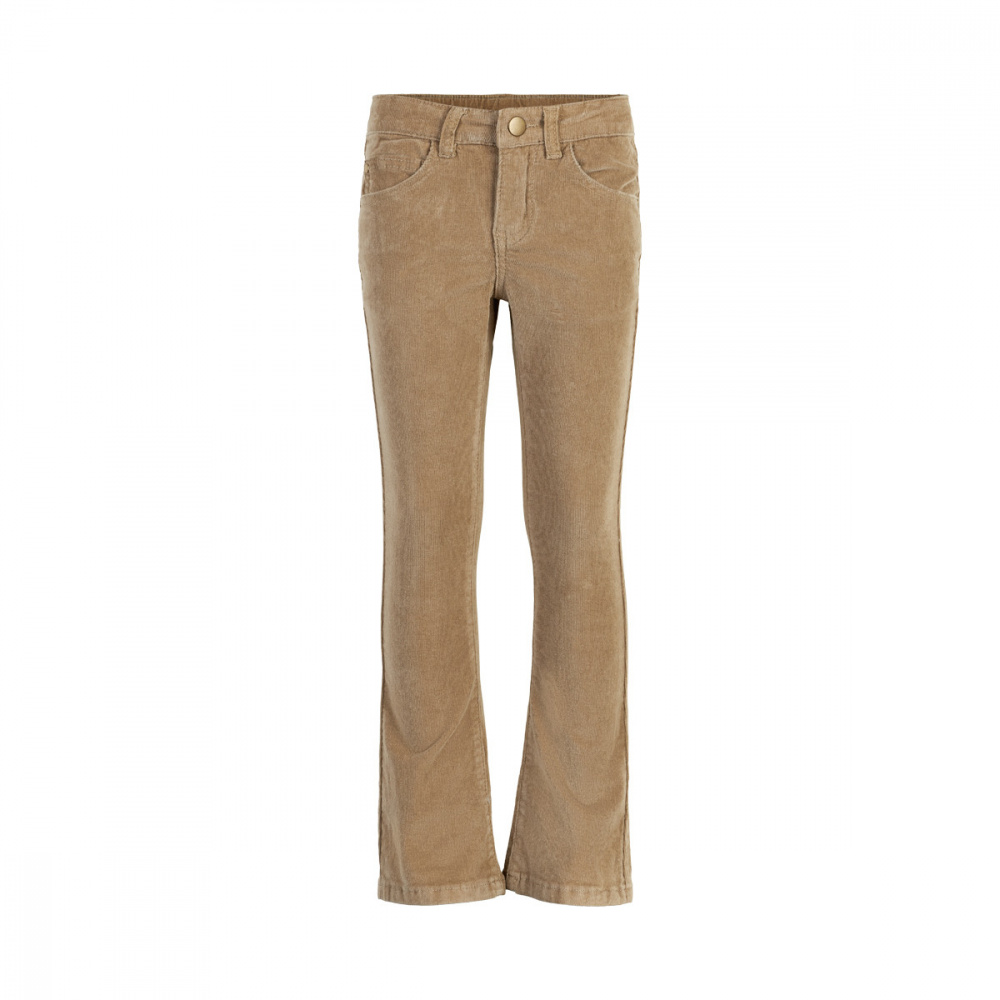 The New, flared pants cord khaki Engler og pirater