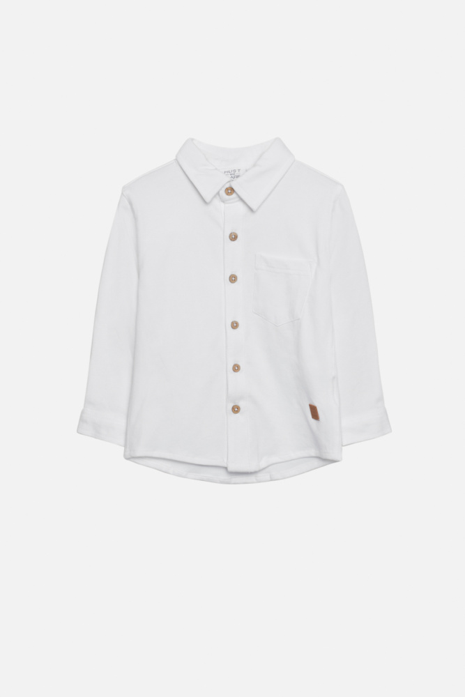 Hust & Claire Klassisk Skjorte